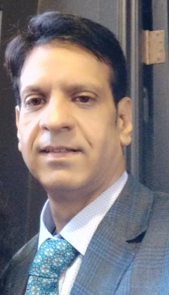 Mr. Gaurav Chaudhary